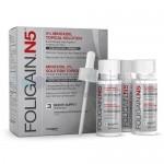 Folgain N5 minoxidil barbe 5%