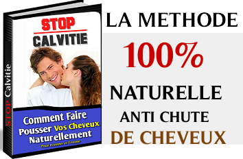 ebook traitement calvitie